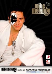 Mike Melange Autogramm